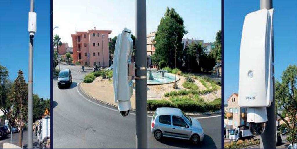 caméra nomade urbaine design - Conseil Protect